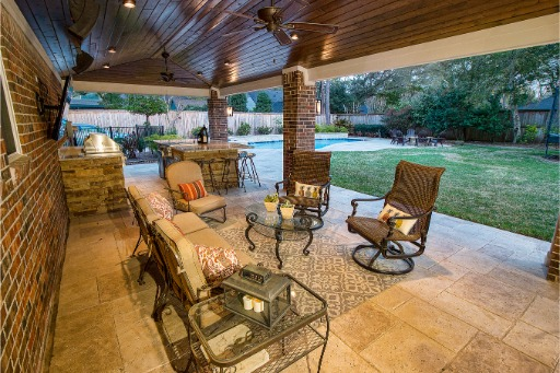 Outdoor Living In Memorial