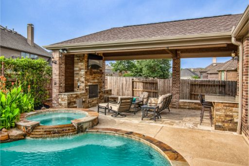 Outdoor Living in Cinco Ranch