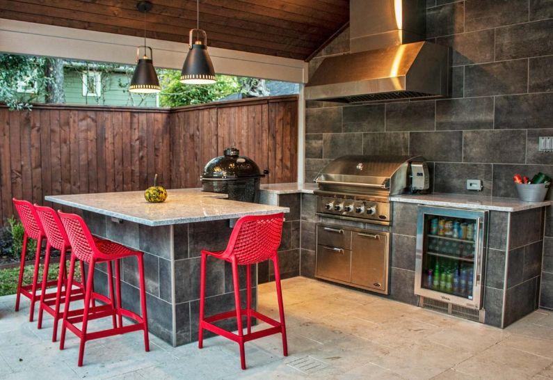 Custom Outdoor Kitchen Houston Katy Greater Houston Area