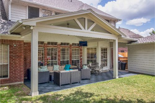 Patio Cover In Katy
