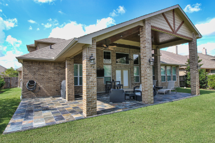 Patio Cover in Cinco Ranch