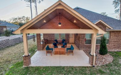 Conroe Outdoor Living