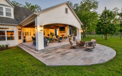 Outdoor Living in Weston Lakes