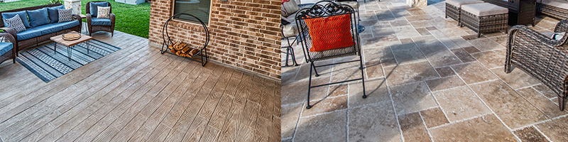 Outdoor Living Flooring Guide