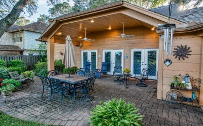 Patio Cover Extension in Katy