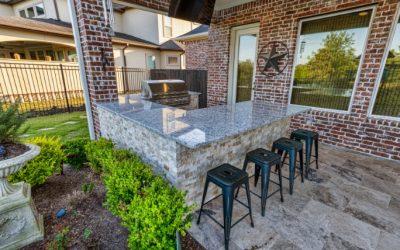 Cross Creek Outdoor Kitchen